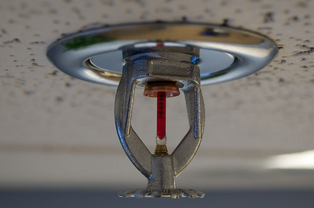 Sprinkler - Photo by Wikipedia