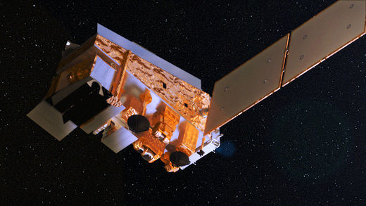 NASA´s Suomi satellite. Photo by Wikipedia