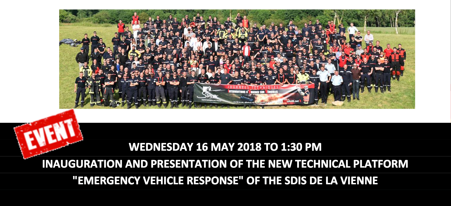 Technical Days Event Banner