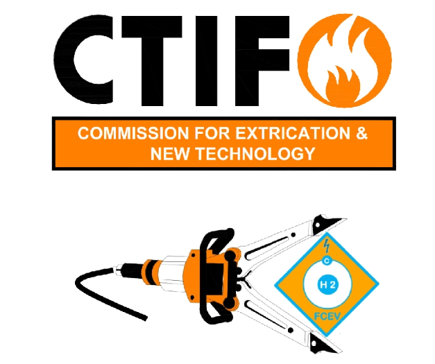 CTIF Extrication & New Technology Logo