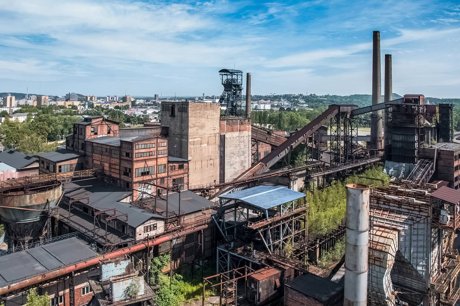 Ostrava Heritage Mining District