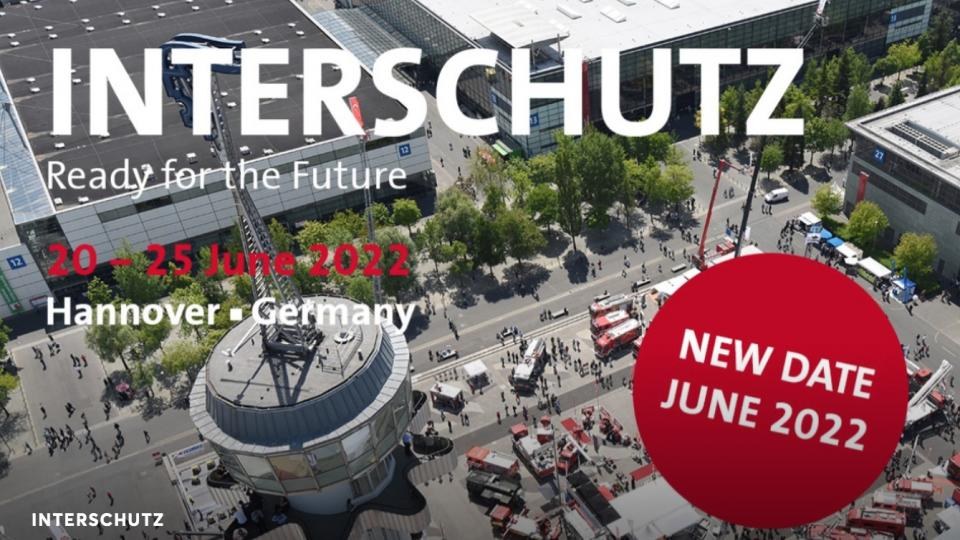 Interschutz New Dates June 2022