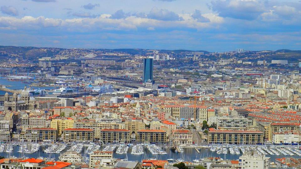 Marseille, France, will be the location for the Delegates Assembly 2021. Photo: Wikipedia Commons License.