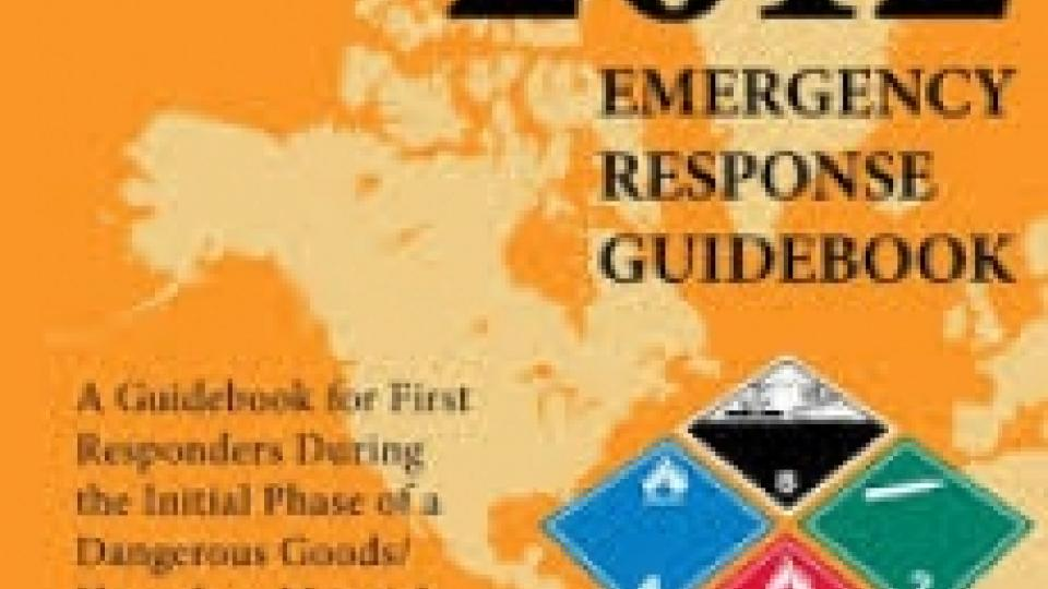 CSB Recommends Safety Improvements to U.S. Department of Transportation Emergency Response Guidebook Widely Used by Firefighters