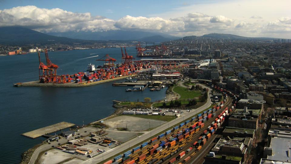 Photo by: The Port of Vancouver
