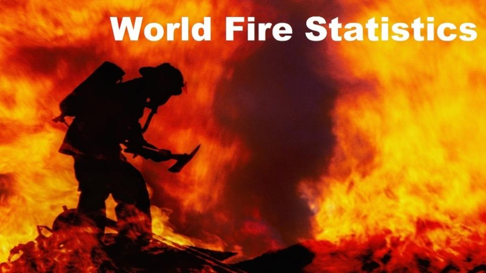 World Fire Statistics Issue no 22 - 1017