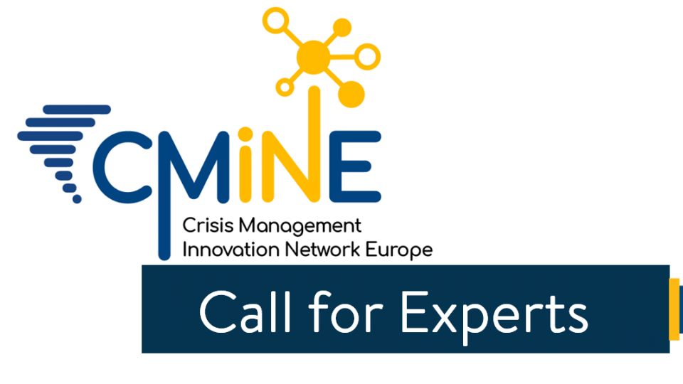 CMINE Call for Experts