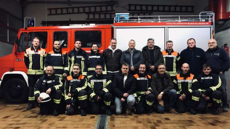 The host for the December 2019 Extrication meeting was the fire service in Wörth am Rhein, Böchelberg, Germany. Photo: Tore Eriksson / CTIF
