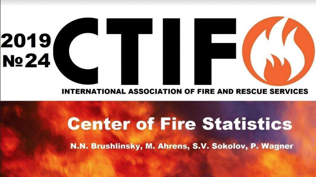 World Fire Statistics Issue no 24, 2019